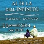 Presentazione Al di là dell'infinito di Marina Lovato