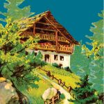 Un'estate in montagna di Elizabeth Von Arnim